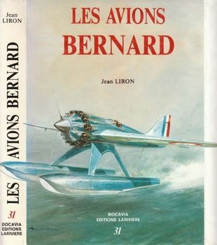 Les Avions Bernard (Collection Docavia №31)