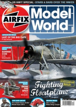 Airfix Model World - Issue 25 (2012-12)