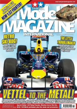 Tamiya Model Magazine International - Issue 211 (2013-05)