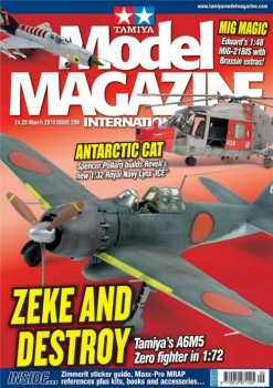 Tamiya Model Magazine International - Issue 209 (2013-03)