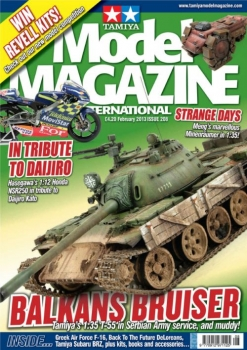 Tamiya Model Magazine International - Issue 208 (2013-02)