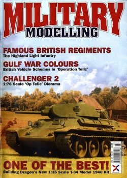 Military Modelling Vol.34 No.03 (2004)