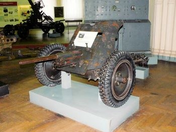 3.7cm Pak 35/36 Walk Around