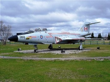 CF-101B (101003) Voodoo Walk Around