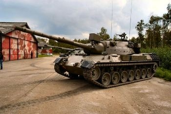 Leopard 1A2 ABL Walk Around