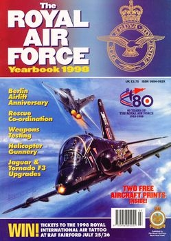 Royal Air Force Yearbook 1998