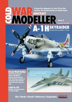 Cold War Aircraft Modeller - Issue 2 (Spring 2013)