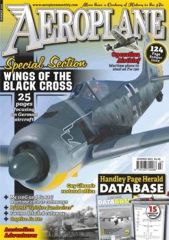 Aeroplane Monthly Summer 2013 (vol. 41 No 7 issue No 483)