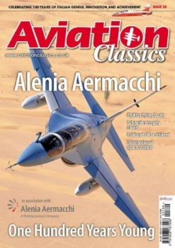 Aviation Classics 20: Alenia Aermacchi - One Hundred Years Young