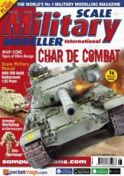 Scale Military Modeller International 2013-06 (Vol.43 Iss.507)