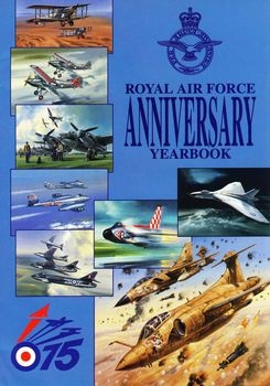 Royal Air Force 75th Anniversary Yearbook