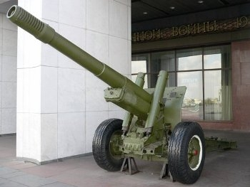 152mm ML-20 Gun-Howitzer Mod.1937 Postwar Modernization Walk Around