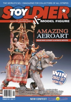 Toy Soldier & Model Figure - Issue 177 (2013-02)