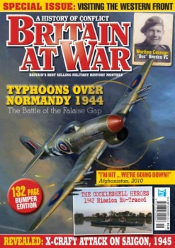 Britain at War Magazine - Issue 67 (2012-11)