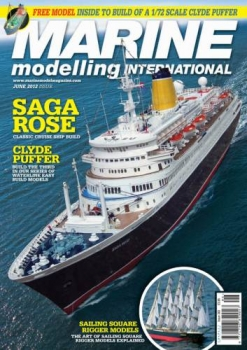 Marine Modelling International - June 2012