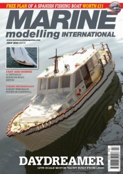Marine Modelling International 2012-07