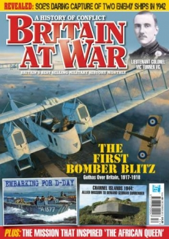 Britain at War Magazine - Issue 68 (2012-12)
