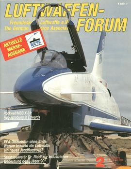 Luftwaffen-Forum 1992-02