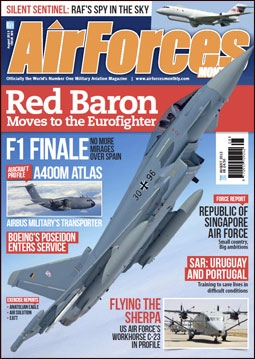 AirForces Monthly  August 2013 (issue 305)