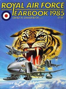 Royal Air Force Yearbook 1985