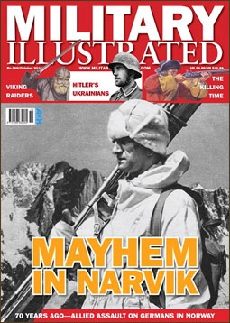 Military Illustrated No.269 october 2010