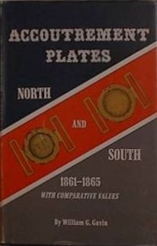 Accoutrement Plates North and South 1861-1865