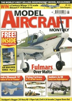 Model Aircraft Monthly 2007-08