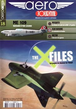 The X-files: Les Projets de Chasseur de L'USAAF (Aero Journal №18)