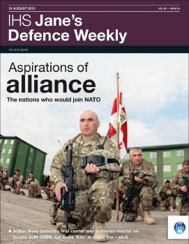 Jane's Defence Weekly - 21 August 2013