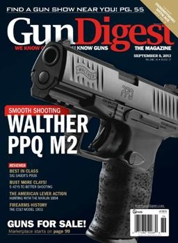 Gun Digest - 9 September 2013