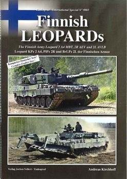 Finnish Leopards (Tankograd 8005)
