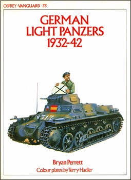 Osprey Vanguard № 33 - German light panzers 1932-42