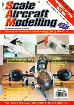 Scale Aircraft Modelling Vol.28 Num.3 2006