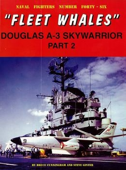 """Fleet Whales"" Douglas A3D Skywarrior Part 2 (Naval Fighters №46)"