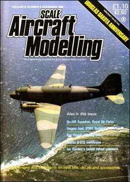 Scale Aircraft Modelling Vol.8 Num.3 1985
