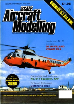Scale Aircraft Modelling Vol.17 Num.4 1995