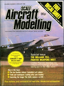 Scale Aircraft Modelling Vol.5 Num.5 1983