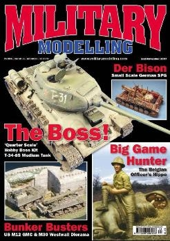 Military Modelling Vol.37 No.13 (2007-11)