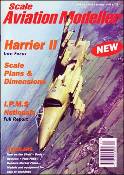 Scale Aviation Modeller International Vol.1 Iss.1 - 1995