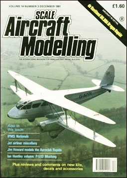 Scale Aircraft Modelling Vol.14 Num.3 1991