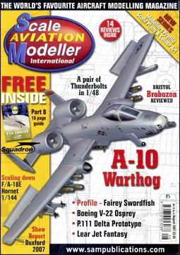 Scale Aviation Modeller International Vol.13 Iss.8 2007