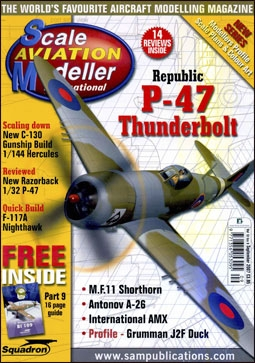 Scale Aviation Modeller International Vol.13 Iss.9 2007