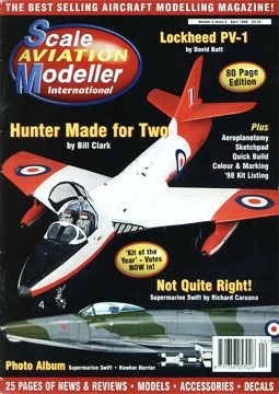 Scale Aviation Modeller International vol.4. iss.4 1998