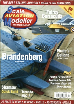 Scale Aviation Modeller International vol.5. iss.5 1999