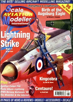 Scale Aviation Modeller International vol.5. iss.6 1999