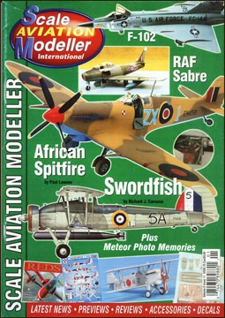 Scale Aviation Modeller International vol.5. iss.11 1999