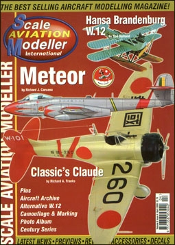 Scale Aviation Modeller International vol.6. iss.4 2000