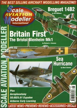 Scale Aviation Modeller International vol.6. iss.6 2000