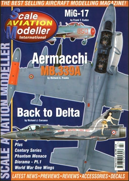 Scale Aviation Modeller International vol.6. iss.7 2000