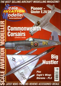 Scale Aviation Modeller International vol.6. iss.8 2000